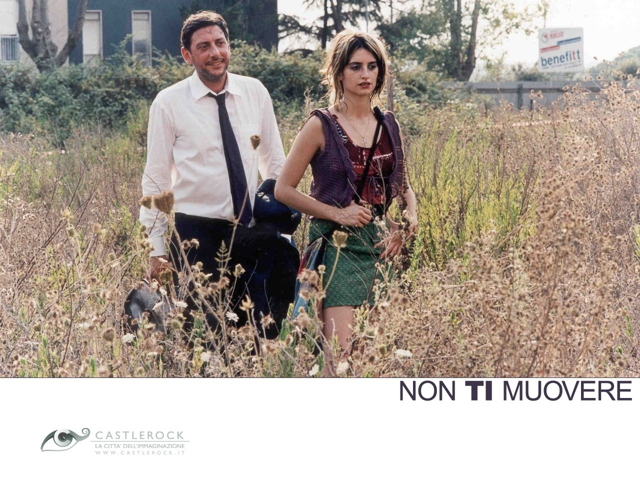 >Don't Move - Non Ti Muovere - One Hell of a Love Story