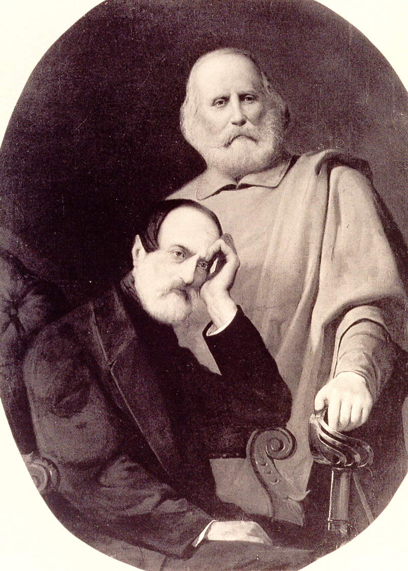 a look at the leadership of gulseppe mazzini in italy The italian patriot giuseppe mazzini (1805-1872) devoted his life to  he  returned to italy in the knowledge that the leaders of the rising were men of his.