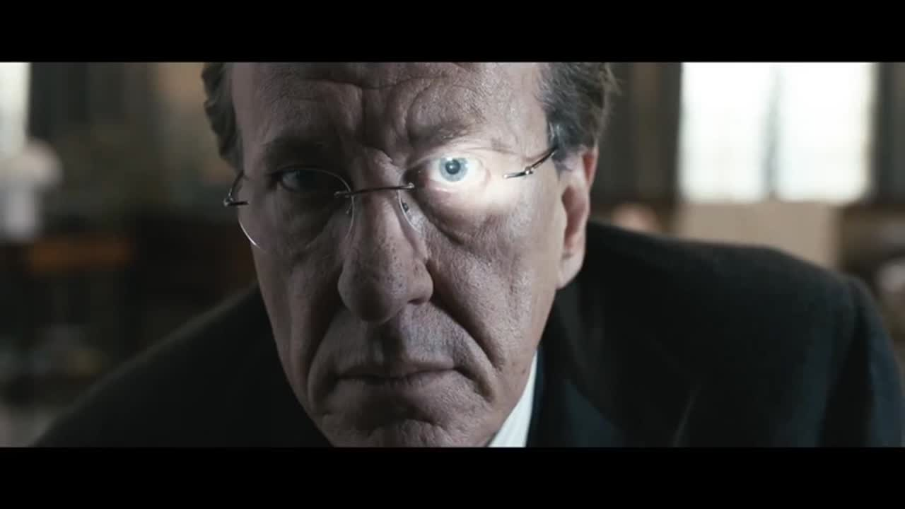 Geoffrey Rush in 'The Best Offer'