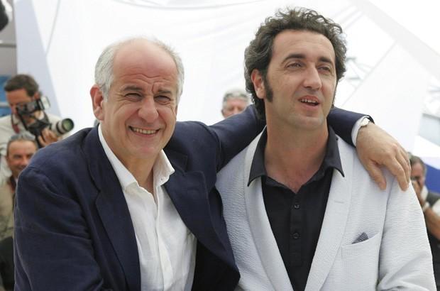 Toni Servillo and Paolo Sorrentino