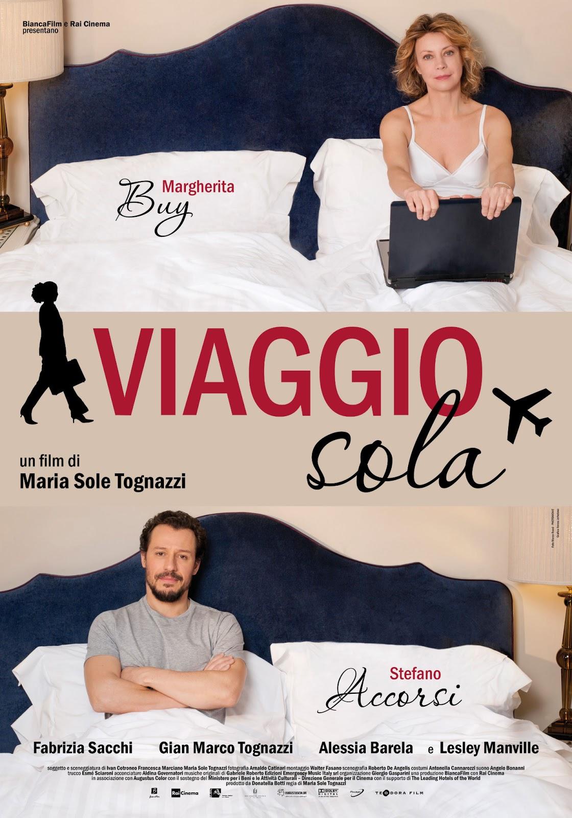 VIAGGIO SOLA poster