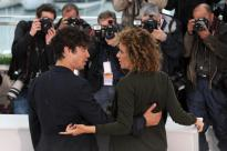 Golino and Scamarcio at Cannes 2013