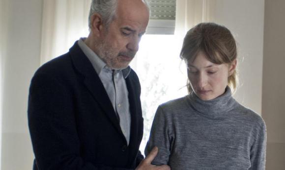 Toni Servillo and Alba Rohrwacher in Bella Addormentata