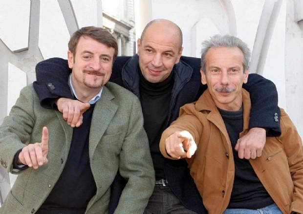 Aldo, Giovanni and Giacomo