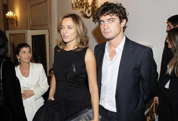 Valeria Golino and Riccardo Scamarcio, Miele