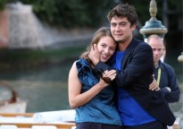 Riccardo Scamarcio and Jasmine Trinca
