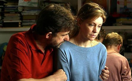With Nanni Moretti