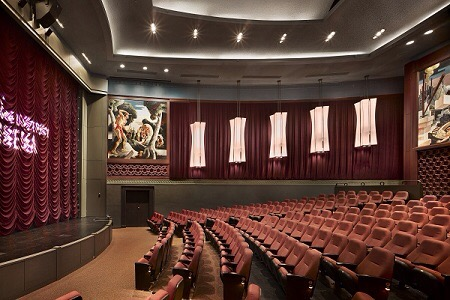 The beautiful IU Cinema