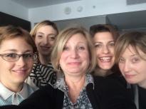 Laura Bispuri, Marta Donzelli, ME, Flonja Kodheli, and Alba Rohrwacher.