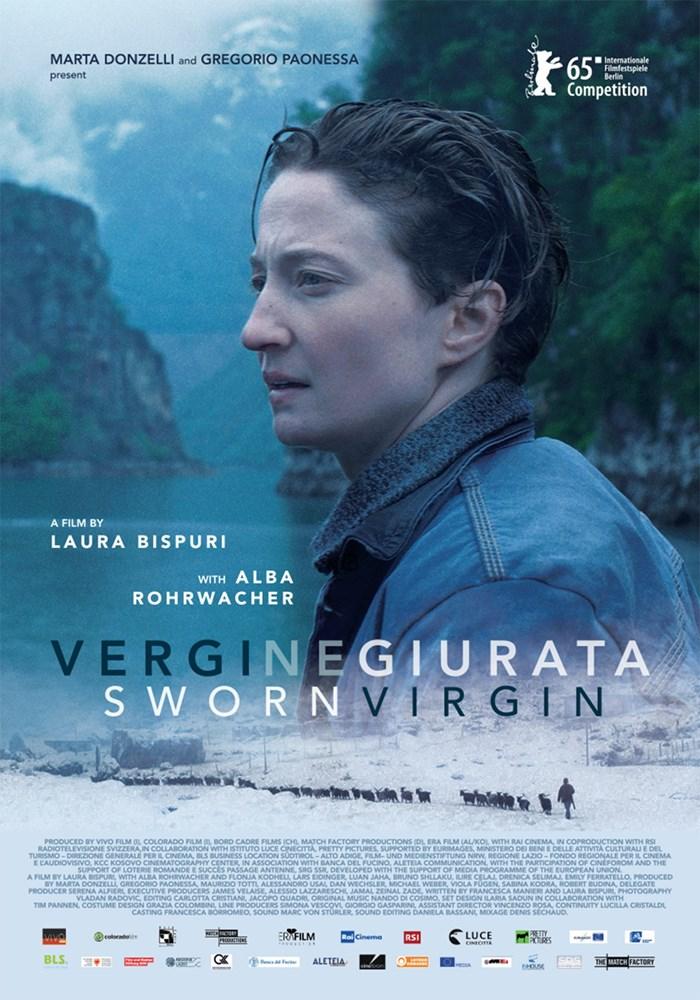 SWORN VIRGIN, (aka VERGINE GIURATA), poster, Alba Rohrwacher, 2015. ©Strand Releasing