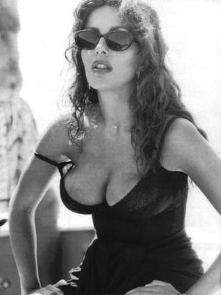 Sexy girl power over 50 - Sabrina Ferilli