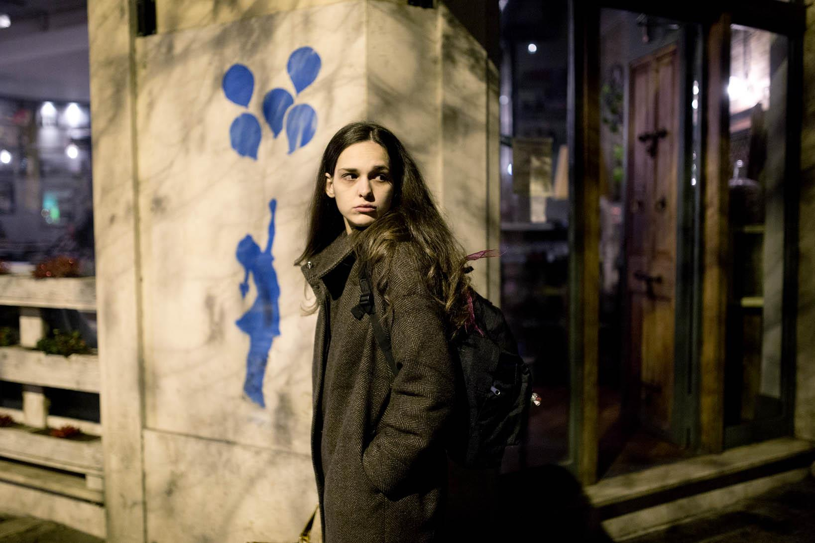 Sara Serraiocco, Worldly Girl