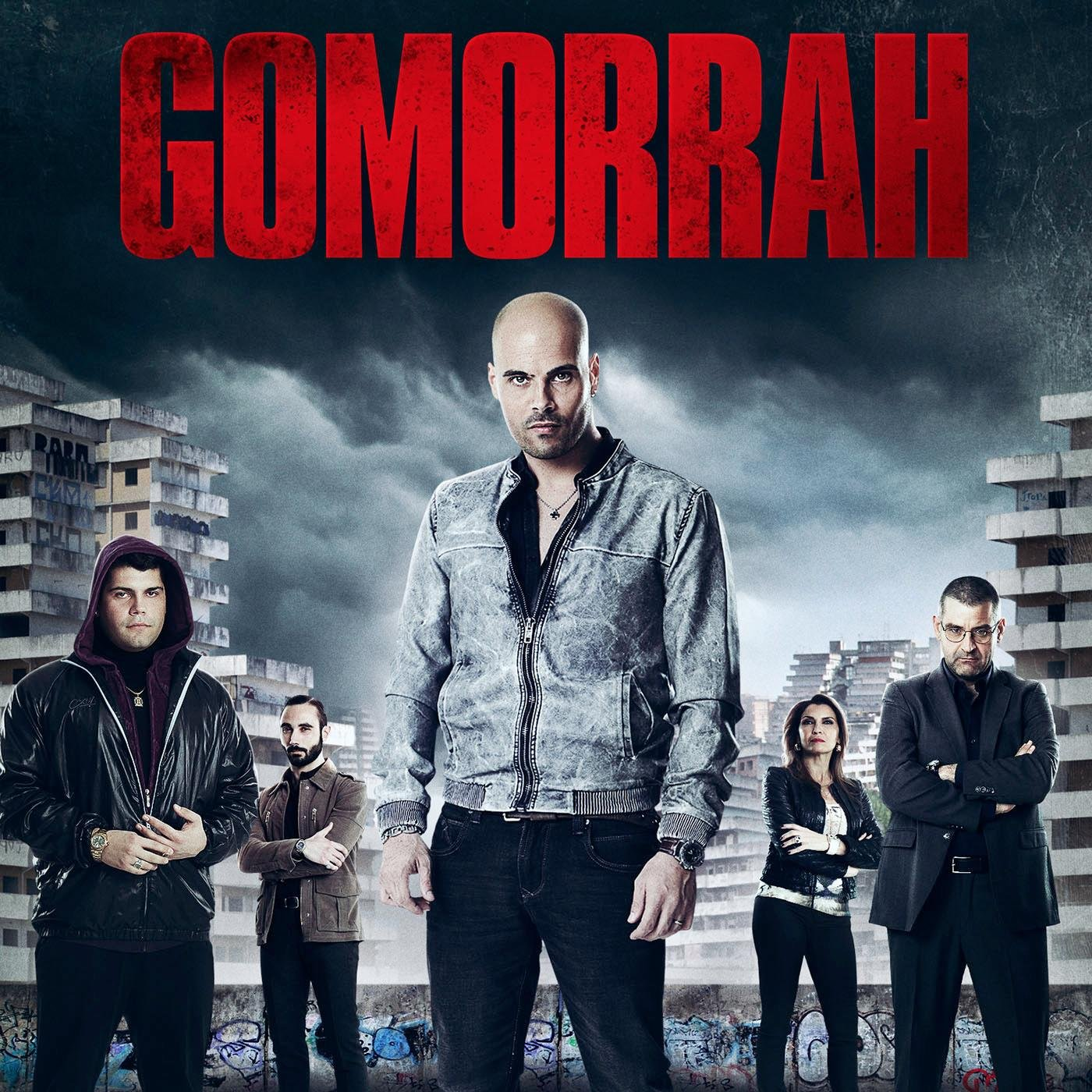 Gomorrah The TV Series Coming To The Sundance Channel – I Love