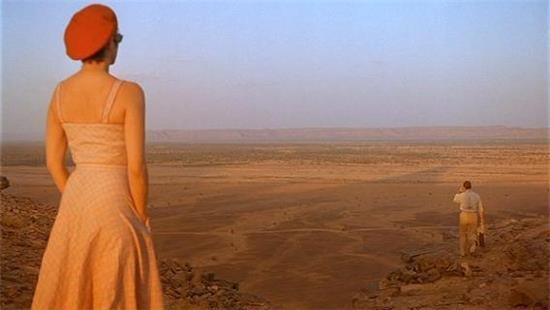 Bernardo Bertolucci's 'The Sheltering Sky', a beautiful film that nobody saw.